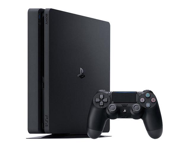 Стационарная игровая приставка Sony PlayStation 4 Slim (PS4 Slim) 1TB