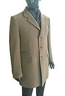 Пальто  №613 о - кашемир капучино, фото 1