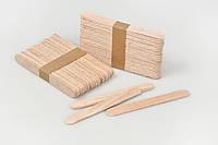 Шпатель деревянный (100шт в упаковке) (4823098703440)