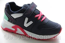 Качественные кроссовки vientto (турция) для девочек р.31(20см)