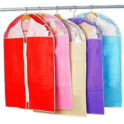 Чехлы для хранения и упаковки одежды