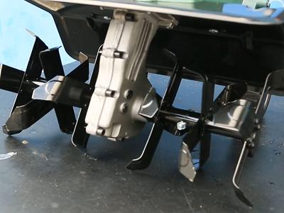 6 металлических фрез культиватора Iron Angel ЕТ 1500 M