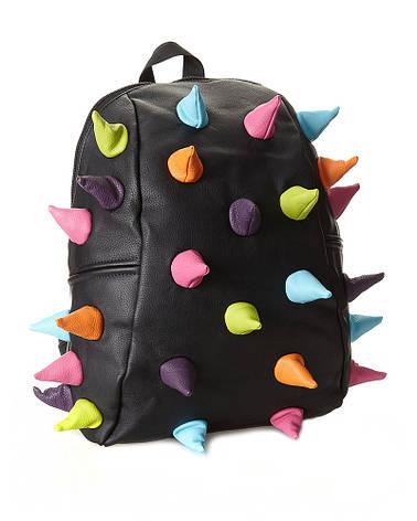 """Рюкзак """"Rex Half"""", цвет Mascarade (черный мульти), фото 2"""