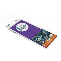 Набор стержней для 3D-ручки 3Doodler Start фиолетовый 24 шт (3DS-ECO21-PURP-24)