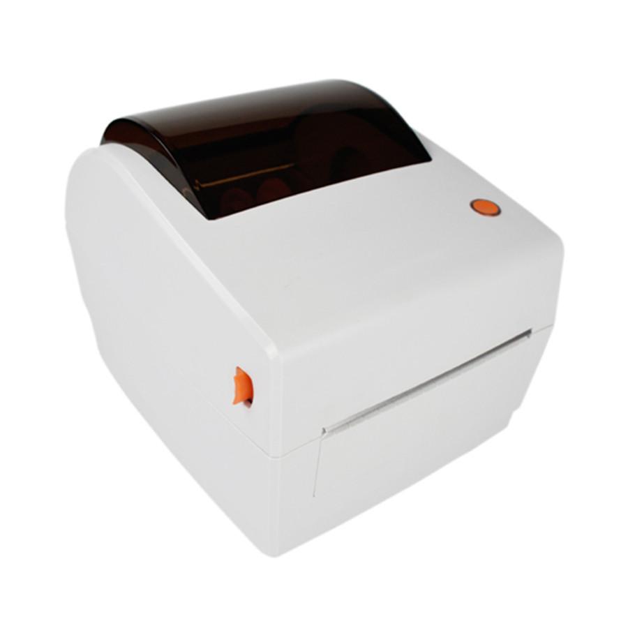Принтер этикеток, термопринтер штрих кодов, QR кодов WodeMax WD-244D USB 104mm для Новой почты