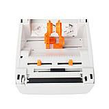 Принтер этикеток, термопринтер штрих кодов, QR кодов WodeMax WD-244D USB 104mm для Новой почты, фото 5