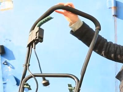 Рукоятка управления культиватора Iron Angel ЕТ 1500 M
