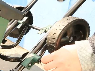 Транспортные колеса культиватора Iron Angel ЕТ 1500 M