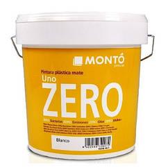 Водоэмульсионная краска Monto Uno Zero 4л