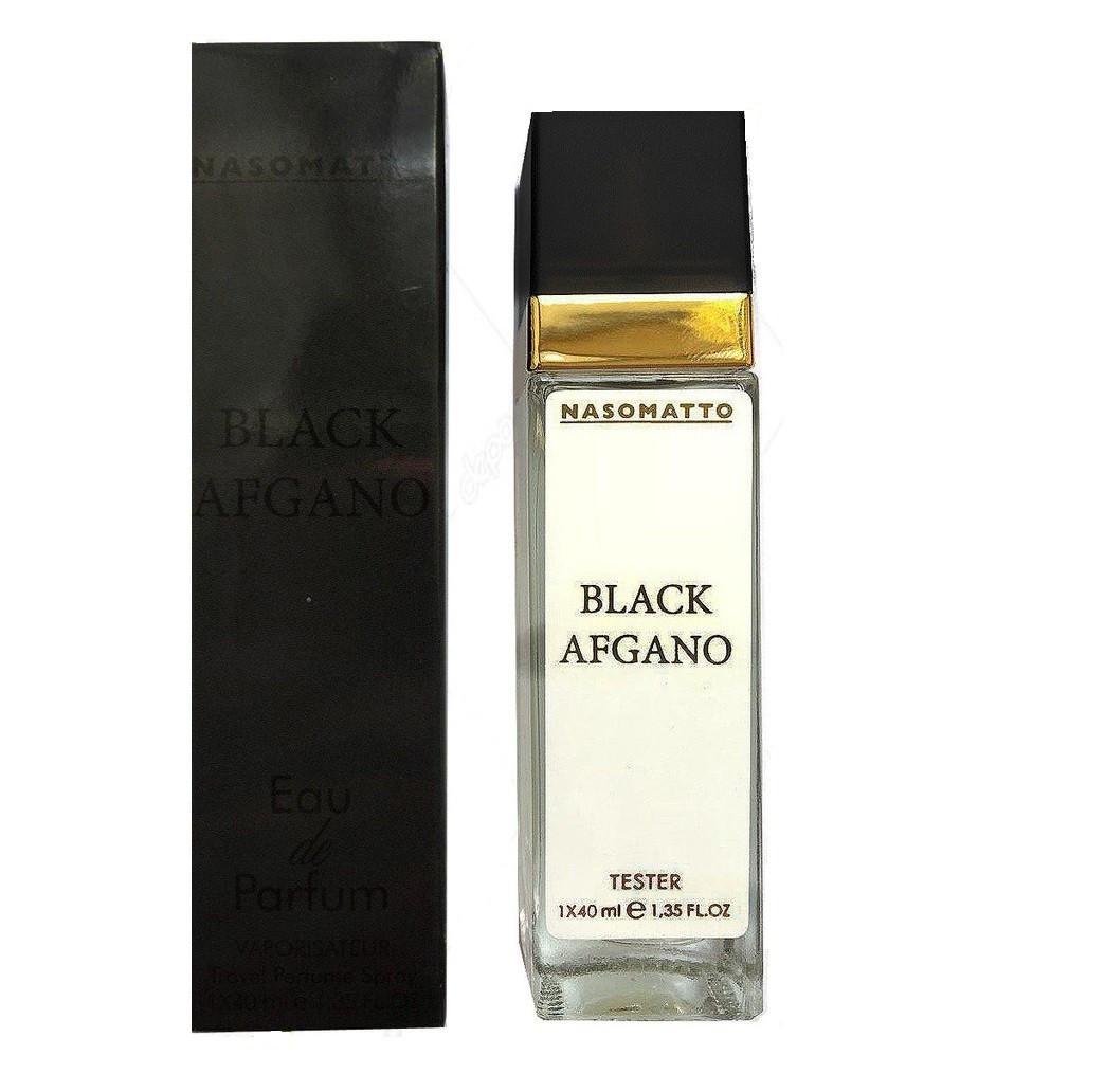 Мини-парфюм Nasomatto Black Afgano (унисекс) 40 мл