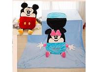 """Одеяло - подушка, игрушка """"Микки"""" большое"""
