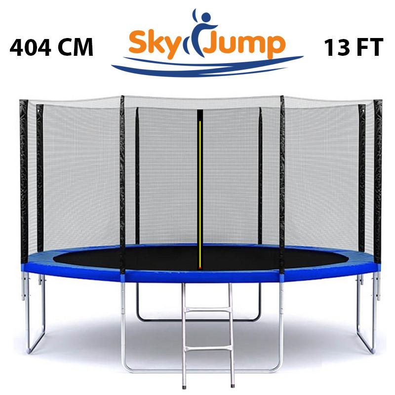f901e57c9cd033 Батут SkyJump 13 FT, 404 см. с защитной сеткой : продажа, цена в ...