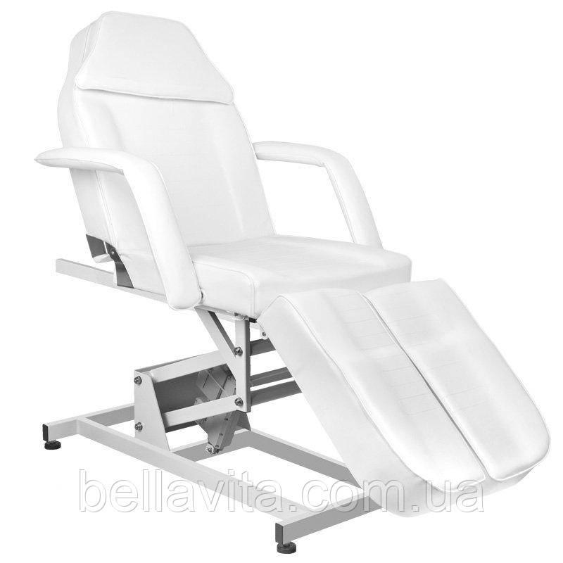 Косметологічне крісло електро AZZURRO 673AS PEDI 1 SILN