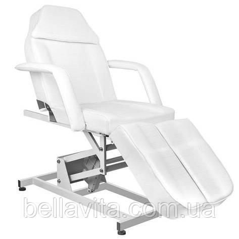 Косметологическое кресло электро AZZURRO 673AS PEDI 1 SILN, фото 2