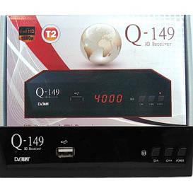 Ресивер-приемник Тюнер DVB-T2 Q-SAT Q 149 HD