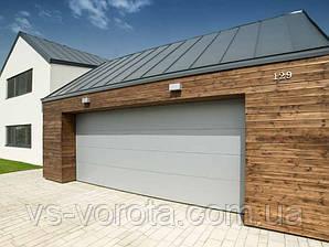 Ворота TREND размер 3100х2200 мм - ALUTECH Белоруссия, гаражные секционные