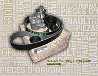 Ремень навесного оборудования Рено 2.0 DCI M9R в комплекте с роликом