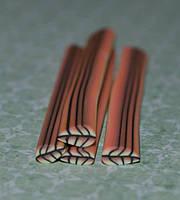 Фимо палочки (штанги).4-5 мм.