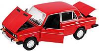 Машинка ВАЗ 2106 металлическая