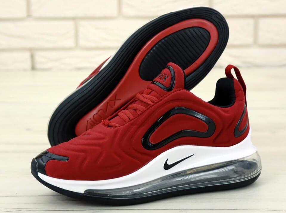 c4afa905 ☑Мужские кроссовки Nike Air Max 720 Black купить в Украине ...