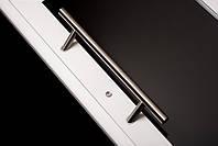 Дверная офисная ручка Wala P45 Ø30мм, угол крепления 45° 400/600