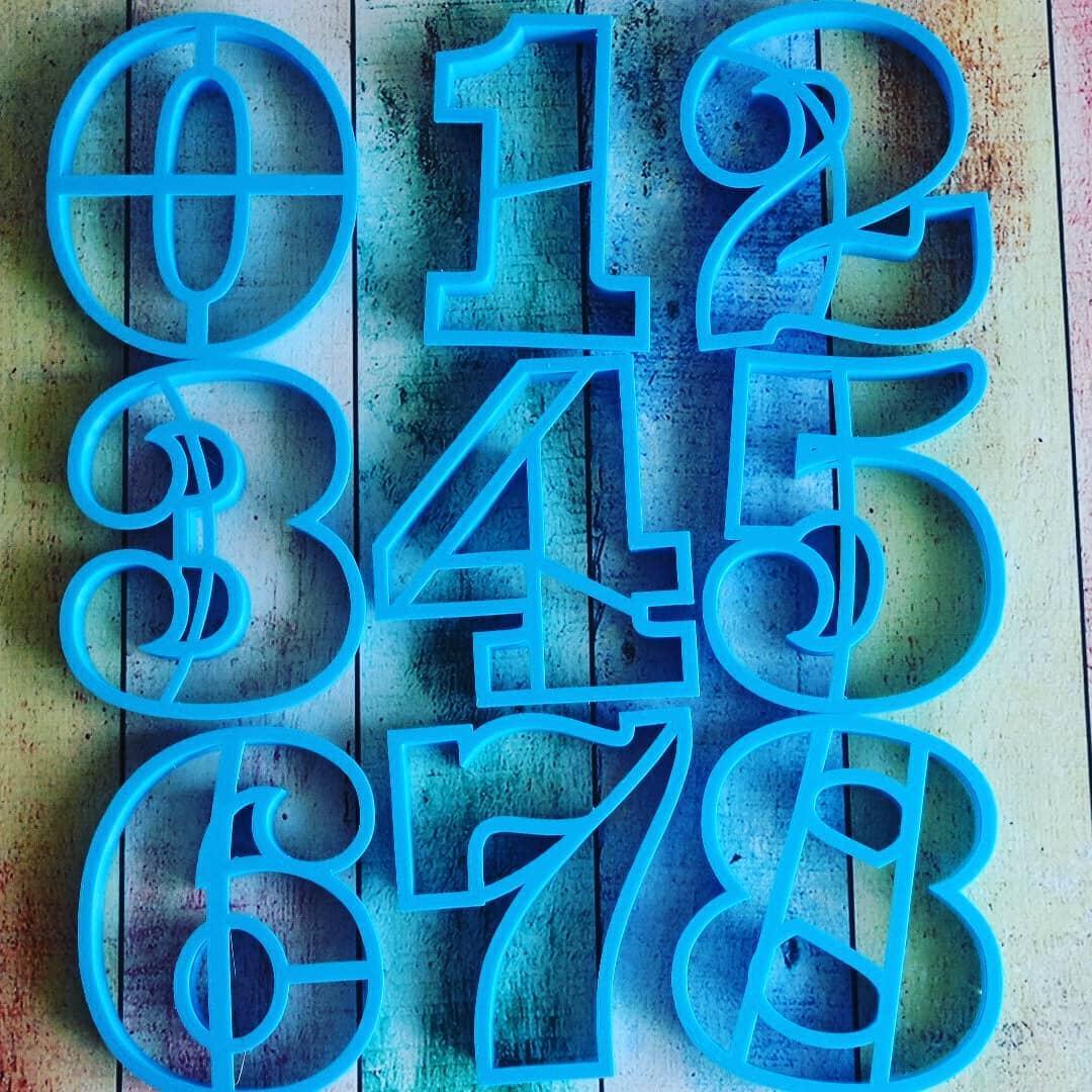 Цифры №1