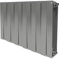Радиатор биметалл Royal Thermo PianoForte 500/Silver Satin 12 сек