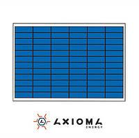 Солнечная батарея AXIOMA ENERGY 110 Вт 12 В поликристаллическая AX-110P