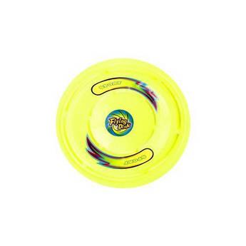 Фрисби, летающая тарелка (жёлтая) 3399