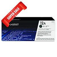 Картридж HP Q2612A для принтера LJ 1010, 1012, 1015, 1018, 1020, 1022, 3015, 3020, 3030, 3050, 3052, 3055, M1005