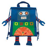 """Сумка-мешок детская SB-13 """"Robot «1 Вересня» 556787, фото 1"""