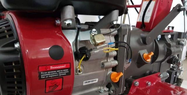 Двигатель мотоблока Weima Deluxe WM1000N6 KM NEW