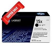 Картридж HP C7115X для принтера LJ 1000w, 1005w, 1200, 1220, 3300