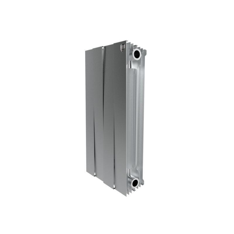 Радиатор Royal Thermo PianoForte 500/Silver Satin 4 сек