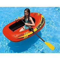 Лодка Intex 58329 EXPLORER 100 147х84х36см надувная Хорошее качество Компактный размер Купить Код: КДН4352