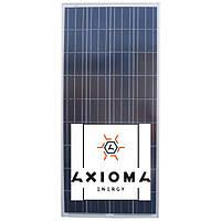 Солнечная батарея AXIOMA ENERGY 160 Вт 12 В поликристаллическая AX-160P