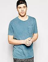 Синяя футболка Asos, фото 1