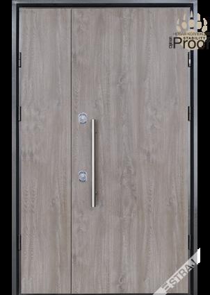 Двері вхідні вуличні STRAJ (Страж) Proof 1.5 Prestige, без ручки DMD