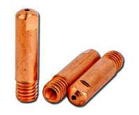 Наконечник токопроводящий (E-Cu; М6х25; 0,6 мм) для горелок MIG/MAG