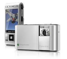 Мобильный телефон Sony Ericsson C905 Ice Silver