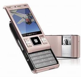 Мобильный телефон Sony Ericsson C905 Tender Rose