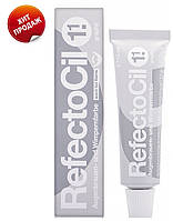 RefectoCil №1,1 Графит - краска для бровей и ресниц, 15 мл