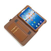 Чехол книжка сумка для Xiaomi Mi Pad 4 8.0 Luxury Bag Business Card Holder Light Brown