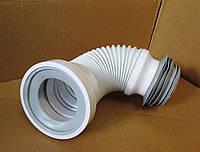 Гофра армированная для унитаза / Гофра армована для унітазу, фото 1