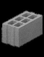 Блок бетонный стеновой 400*250*188