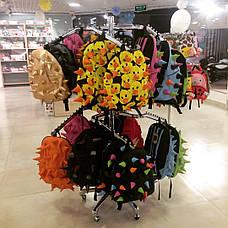 """Рюкзак """"Rex Half"""", цвет Mascarade (черный мульти), фото 3"""