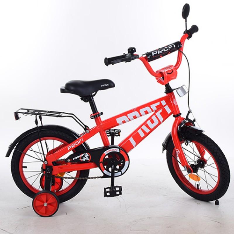 Детский двухколесный велосипед для мальчика PROFI 16 дюймов, T16171 Flash