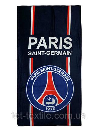"""Пляжное полотенце """"Paris"""" 70х140см., фото 2"""