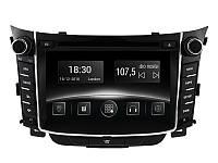 Штатная автомагнитола Gazer CM5007-GD (Hyundai i30 (GD), 2012-2016)