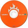 Videx CD-RW 700 Mb 4-10x bulk 50, фото 2